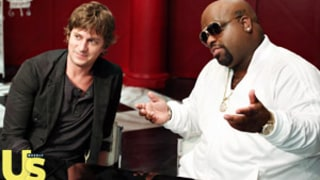CeeLo Green Enlists Rob Thomas as His Team's Mentor on The Voice!