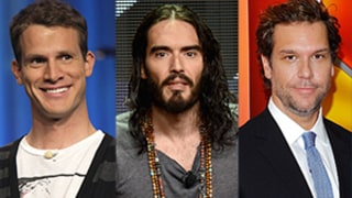 Russell Brand Responds to Daniel Tosh, Dane Cook Joke Controversies