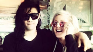 Ellie Goulding on Boyfriend Skrillex: