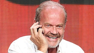 Kelsey Grammer Takes Phone Call From Wife Kayte in the Middle of a Live Panel