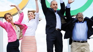 Matt Lauer, Savannah Guthrie, Al Roker and Natalie Morales Pick Their Olympic Sports