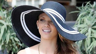 Write a Fashion Police Caption for AnnaLynne McCord