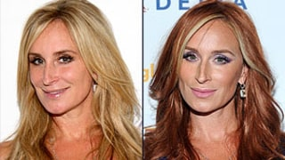 Sonja Morgan Wore Custom-Made Red Wig for NYC Event