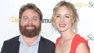 Confirmed: Zach Galifianakis Marries Quinn Lundberg!