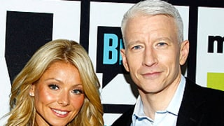 Kelly Ripa's Dream Co-Host: Anderson Cooper!