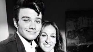 FIRST PIC: Sarah Jessica Parker Begins Filming Glee