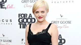 Elisabeth Moss Debuts Blonde, Supershort Hair!