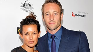 Alex O'Loughlin's Girlfriend Malia Jones Is Pregnant!
