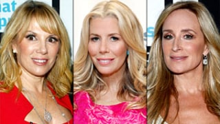 Real Housewives of New York's Aviva Drescher: I'm Not Speaking to Ramona Singer and Her