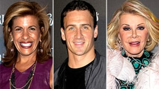 Hoda Kotb, Ryan Lochte and Joan Rivers Share Their Style Secrets