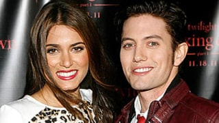 Nikki Reed Is a Godmother to Jackson Rathbone's Son, Monroe!