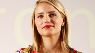 Dianna Agron Is Done With Glee!