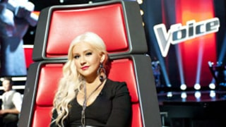 Christina Aguilera: I Initially Viewed The Voice as