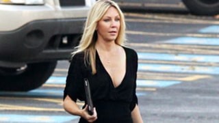 Heather Locklear, 50, Looks Decades Younger in Black Jumpsuit