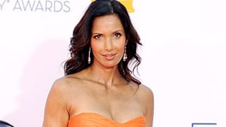 Padma Lakshmi on Her Dramatic Emmys Look: