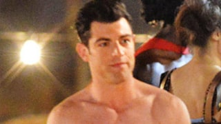 See New Girl's Max Greenfield in a Red Speedo!