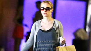 Anna Paquin Steps Out for the First Time Since Giving Birth to Twins