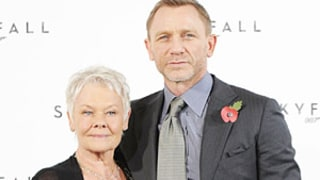 Judi Dench: Daniel Craig's James Bond