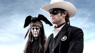 Watch The Lone Ranger Trailer Starring Johnny Depp, Armie Hammer
