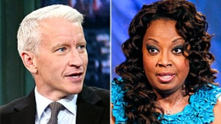 Anderson Cooper Slams Star Jones: I Didn't Come Out as Gay for Ratings!