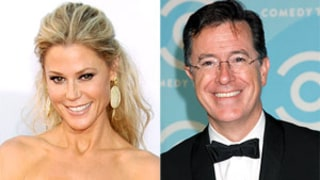Julie Bowen on Stephen Colbert: He's My Ultimate