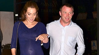 Guy Ritchie Engaged to Pregnant Girlfriend Jacqui Ainsley
