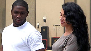 Kim Kardashian's Ex Reggie Bush: My Girlfriend Is Pregnant!