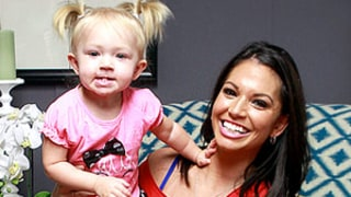 Melissa Rycroft's Little Dancing Queen