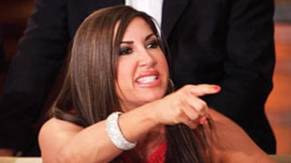 Real Housewives of New Jersey Reunion: Jacqueline Laurita Slams Rumors She Was a Stripper