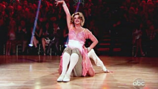 Kirstie Alley: I Wasn't Crying After Dancing With the Stars Cartwheel!
