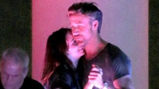 PIC: Ryan Gosling, Rooney Mara Share a Sexy Slow Dance on Set
