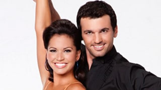 Injured Melissa Rycroft Pushes Through Neck Pain During Team Freestyle on Dancing With the Stars