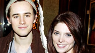 Ashley Greene, Reeve Carney Split