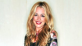 PICTURE: Cat Deeley Shows Off Ring at First Post-Wedding Event