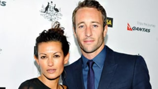 Alex O'Loughlin, Girlfriend Malia Jones Welcome a Baby Boy!