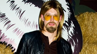 PICTURE: See Chord Overstreet as Brad Pitt From Chanel No. 5 Commercial for Halloween