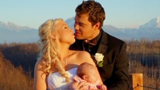 Levi Johnston Marries Sunny Oglesby: See Their Wedding Picture!