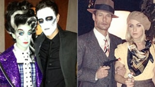 Which Celebrity Couple Wore the Best Halloween Costumes?