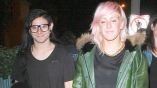 Ellie Goulding, Skrillex Split After a Year of Dating