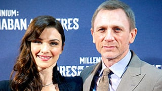 Daniel Craig and Rachel Weisz Pack on the PDA at BAFTA Britannia Awards