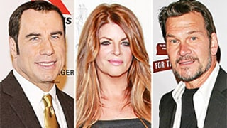Kirstie Alley: My Relationships With John Travolta and Patrick Swayze