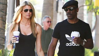 PICTURE: Eddie Murphy, 51, Holds Hands With Hot New Girlfriend Paige Butcher, 33