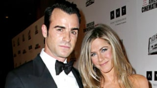 Jennifer Aniston, Justin Theroux Honor Pal Ben Stiller at Cinematheque Awards