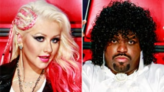 Christina Aguilera on Cee Lo Green's Jheri Curl: