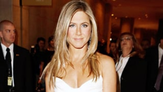 OMG! Jennifer Aniston Copies Brenda and Kelly's Spring Dance Dress