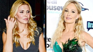 Brandi Glanville: I Don't Approve of Taylor Armstrong Dating a Married Man