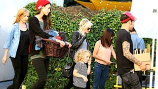 Ashlee Simpson Parties With Ex Pete Wentz and His Girlfriend for Son Bronx's Birthday