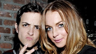 Lindsay Lohan on Samantha Ronson: