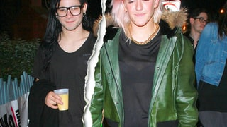 Skrillex and Ellie Goulding