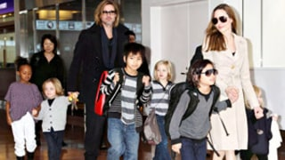 Brad Pitt: My Kids Aren't Sure Santa Claus Is Real